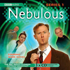 Nebulous Series 1 (CD-Audio Radio 4  3 Discs) MARK GATISS NEW AND SEALED