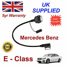 Mercedes Benz E CLASS A0018279204 For Apple iPhone 3GS 4 4S Audio Cable
