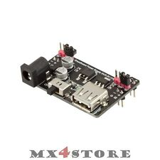 1a 800ma alimentación de corriente 3,3v 5v mb102 steckbrett Power Supply módulo 379