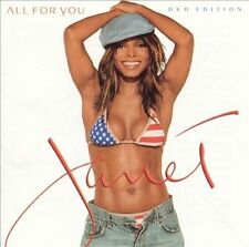 Janet Jackson, All for You (DVD Edition), Excellent Special Edition, Limited Edi