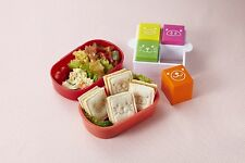 Torune Bento Sandwich Cutter Mold Animal Face - 4 Set