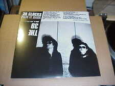 LP:  39 CLOCKS - Pain It Dark 80s GERMAN GARAGE PROTO PUNK SEALED REISSUE Ltd