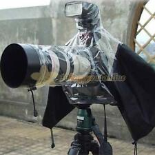 Durable Rain Cover Protective Waterproof Gear For DSLR / SLR camera