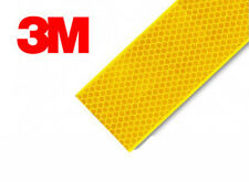 3M 983 Yellow Reflective Tape 55mm x 1m ECE104 Compliant (3M Diamond Grade)