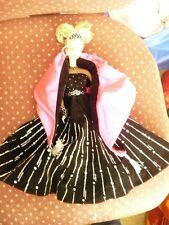 VINTAGE Mattel Barbie 1991 in originale Vestito & Gioielleria
