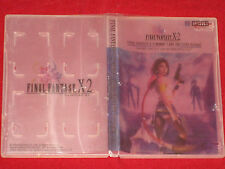 Hori PS2 Final Fantasy X-2 Memory Card Case Japan Import PlayStation 2
