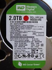 Western Digital WD20EARS-00S8B1   HBRNNT2ABB   13 FEB 2010   2 TB
