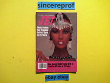 IMAN THE MODEL VINTAGE JET MAGAZINE COLLECTABLE!!!