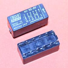 1 Stk. S2-5V 5VDC SDS RELAIS 2 Öffner 2 Schliesser 250VAC / 4A 1pcs.