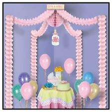 Baby Shower Decorating Kit  (PINK)  - It's a Girl!