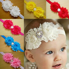 Wholesale 10pcs Kids Girls Baby Toddler Cute Flower Headband Hair Band Headwear