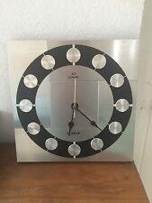 rare horloge pendule romatic quartz  Des Années 70 's vintage