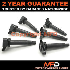 6X FOR LEXUS IS200 2.0 SPORTCROSS PETROL 2002-05 IGNITION COIL PACKS PENCIL SET