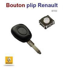 Switch bouton poussoir pour Clé plip Laguna, Megane, Espace, Scenic, Safrane