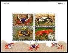 Thailand - 1994 Crabs Mi. Bl. 58 MNH