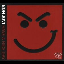 CD Bon Jovi Have A Nice Day Deluxe Edition, Limited Edition,