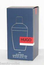 Hugo Boss HUGO DARK BLUE EDT 75ml 2.5oz Eau de Toilette NEW MEN Hombres 2.5 oz