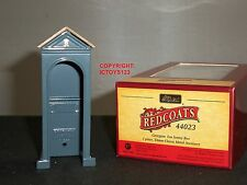 BRITAINS 44023 REDCOATS GEORGIAN ERA SENTRY BOX METAL TOY SOLDIER BUILDING
