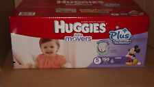 Huggies Little Movers  Nappies SIZE 5 25 nappies x 1