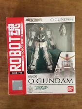 Bandai The Robot Spirits SIDE MS O Gundam (Mobile Suit Gundam 00) Action Figure