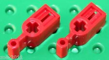 Lego Red Technic Changeover Catch 2 pieces  (6641) NEW!!!