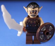 LEGO® LORD OF THE RINGS™ 9476 MORDOR™ ORC Deluxe Minifigure +Shield Sword & Ears