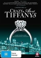 Crazy About Tiffany's NEW R4 DVD