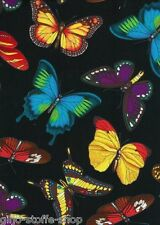 Butterfly Farfalle Patchwork Tessuto Patchwork sostanze Cotone Cotone
