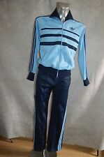 PANTALON + VESTE  ADIDAS SURVETEMENT ENSEMBLE VINTAGE VENTEX  TAILLE S 168 CM