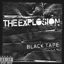 Black Tape - The Explosion - 12 TRACK MUSIC CD - NEW SEALED - F127