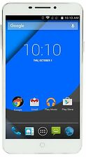 YU Yureka Plus on Android (White)+6 Months Manufacturer Warranty