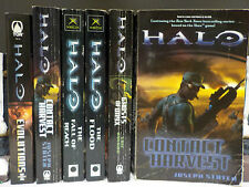 X-Box - 'Halo' Series - 6 Books Collection! (ID:43361)
