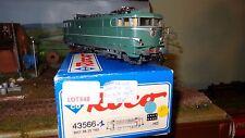 ROCO 43566 BB 25155 Livrea verde versione d'origine, vetri d'angolo, SNCF