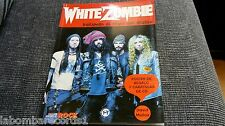 ZZ- REVISTA MAGAZINE COLECCION IMAGENES DEL ROCK - WHITE ZOMBIE