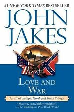 Love and War North and South Trilogy - Jakes, John - Paperback
