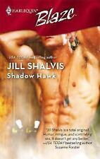 Shadow Hawk (Harlequin Blaze)-ExLibrary