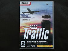Traffic 2005 From Just Flight For Microsofts FS2004 Excellent Add-On! Freepost.