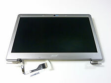 "SILVER 13.3"" LED HD COMPLETE HU SCREEN FOR ACER ASPIRE S3-391-33214G52add GLOSSY"