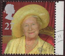 GREAT BRITAIN 2000 QUEEN MOTHER SINGLE FINE USED