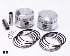 JE Piston Kit 1200 SP DOME 10.5:1 +.005 PR Harley-Davidson 84-01 1200 Sportster