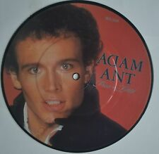 Adam Ant / The Ants Puss N Boots  UK Ltd edition Picture Disc