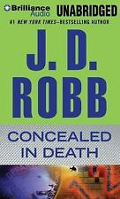 Concealed in Death 38 by J. D. Robb (2014, MP3 CD, Unabridged)