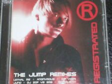 REGI - REGISTRATED - THE JUMP REMIXES (2007) Tom Helsen, Scala, Bart Peeters....