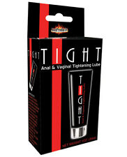 Amazing Tight Anal/Vaginal Tightning Lubricant - 1 oz Tube (Made in U.S.A.)
