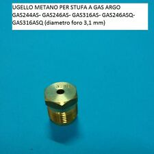 UGELLO METANO PER STUFA A GAS ARGO (diametro foro 310)