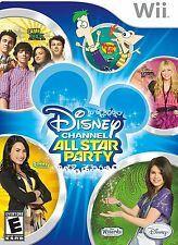Disney Channel All Star Party (Nintendo Wii, 2010) NEW Sealed Video Game