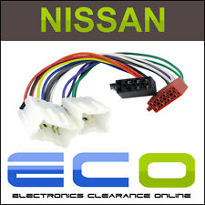 Autoleads PC2-76-4 Nissan Almera 2003 - 2005 Car Stereo ISO Harness Adaptor Lead