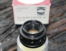 Leica Summicron R 50mm 1:2 MADE IN GERMANY