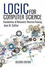 Dover Books on Computer Science Ser.: Logic for Computer Science by Jean H....