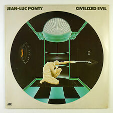 "12"" LP - Jean-Luc Ponty - Civilized Evil - B4236 - washed & cleaned"